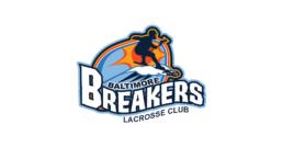 Breakers lacrosse logo